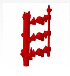 Купить Головка цементировочная универсальная с манифольдом