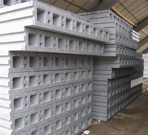 Buy Fixed timbering of Plastbau for construction of bearing walls from / concrete