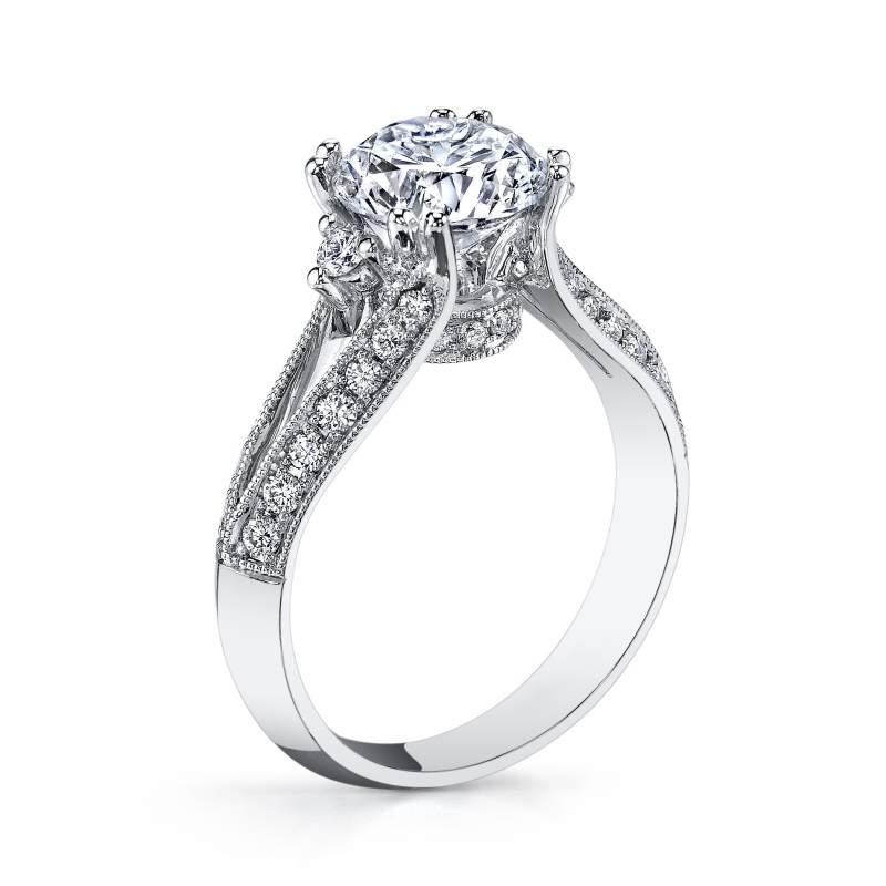 ecb6bdfb379c Золотое кольцо с бриллиантом купить в Киеве