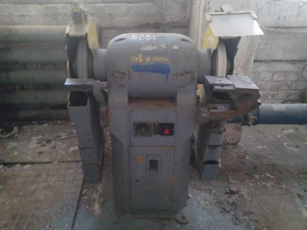 станок точильно шлифовальный 3б-634