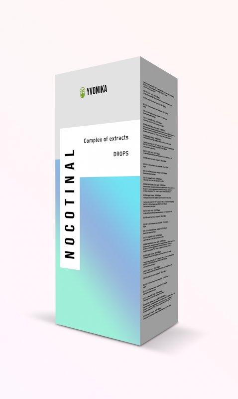 Nocotinal (Нокотинал) - капли от никотиновой  зависимости