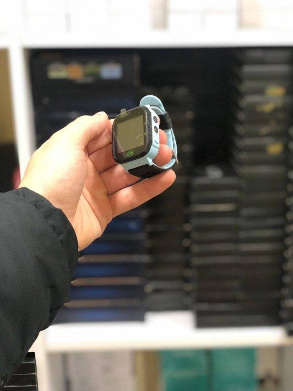 Купить Смарт-часы KIDS SMART WATCH with GPS Blue
