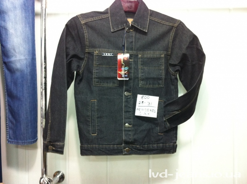 Куртки джинсові купити в Одеса eab15db0e8757