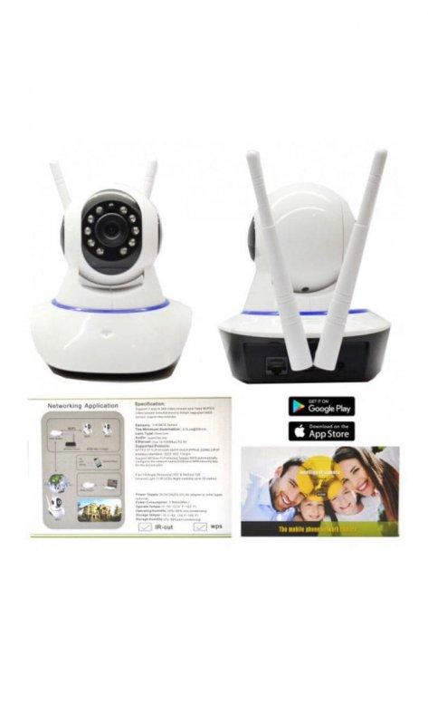 Купить Поворотная сетевая IP-камера WIFI Smart NET Q5