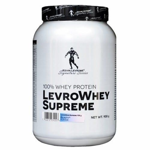 Купить Протеин Kevin Levrone Whey Supreme 908g
