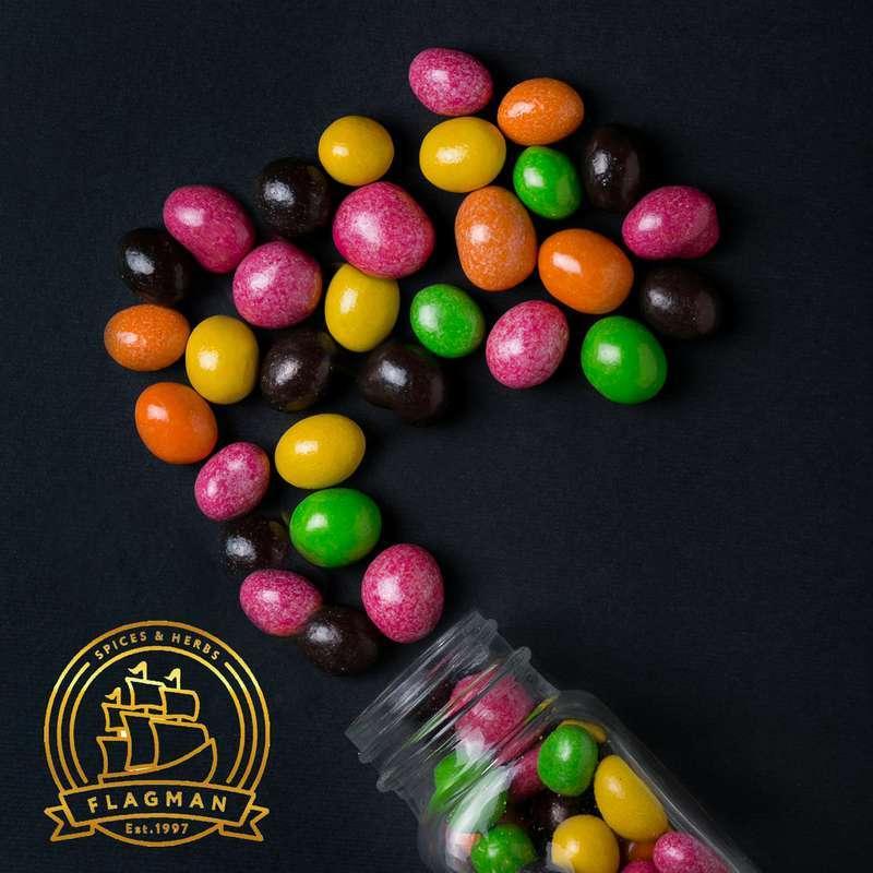 Buy Peanuts in multicolored glaze 4 kg