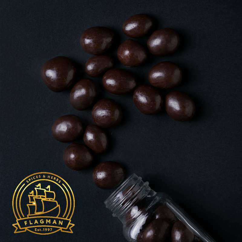 Купить Миндаль в черном шоколаде 4 кг
