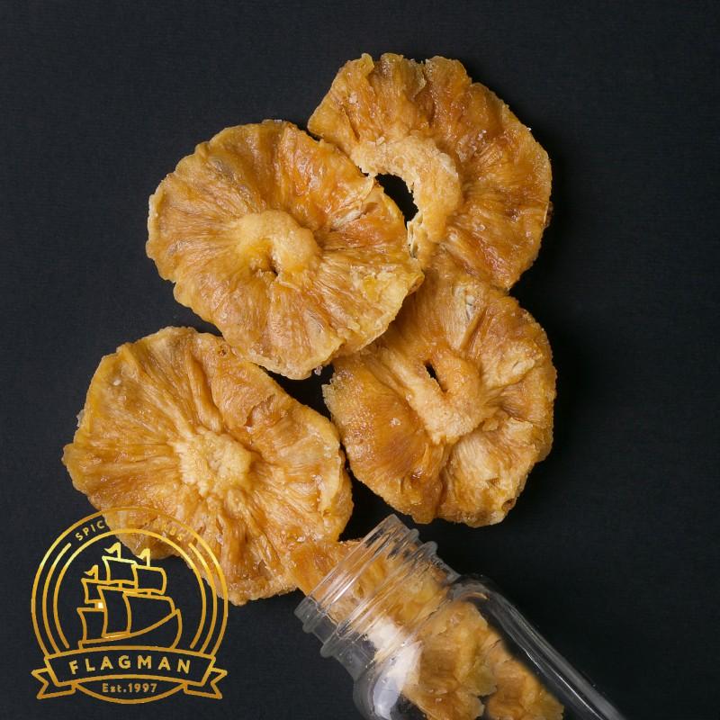 Купить Ананас кольцо натуральный цукаты 10 кг
