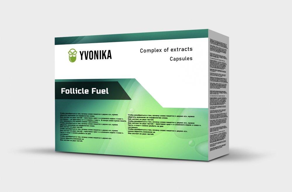 Купити Follicle Fuel (Фолікул Фьюл) - капсули для посилення росту волосся