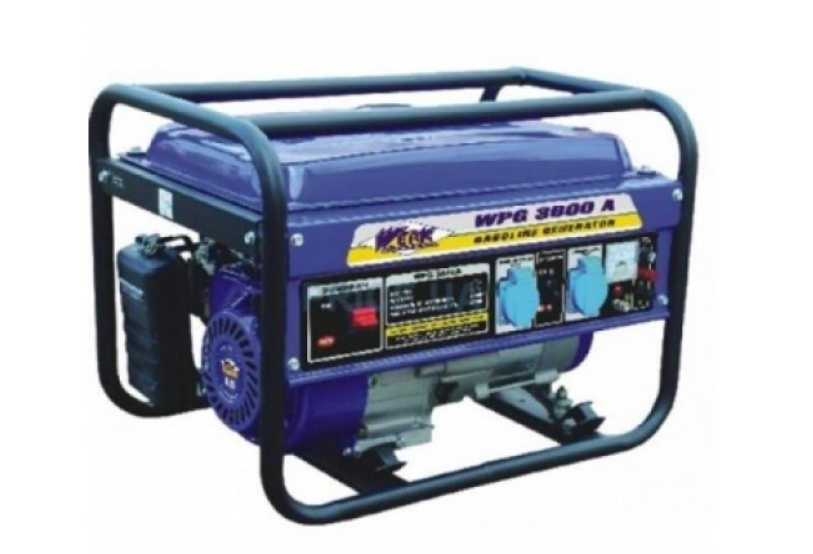 Купить Бензиновый генератор Werk WPG3600A 2.5 кВт
