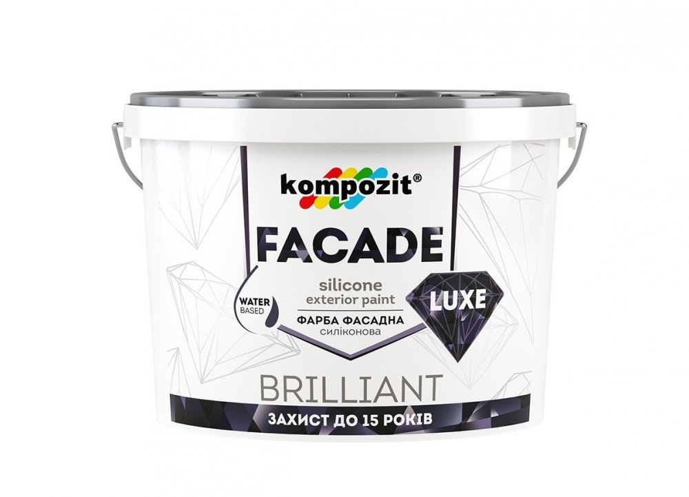Купить Краска для фасада FACADE LUXE
