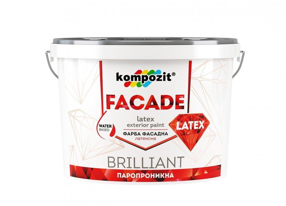 Купить Фасадная краска FACADE LATEX