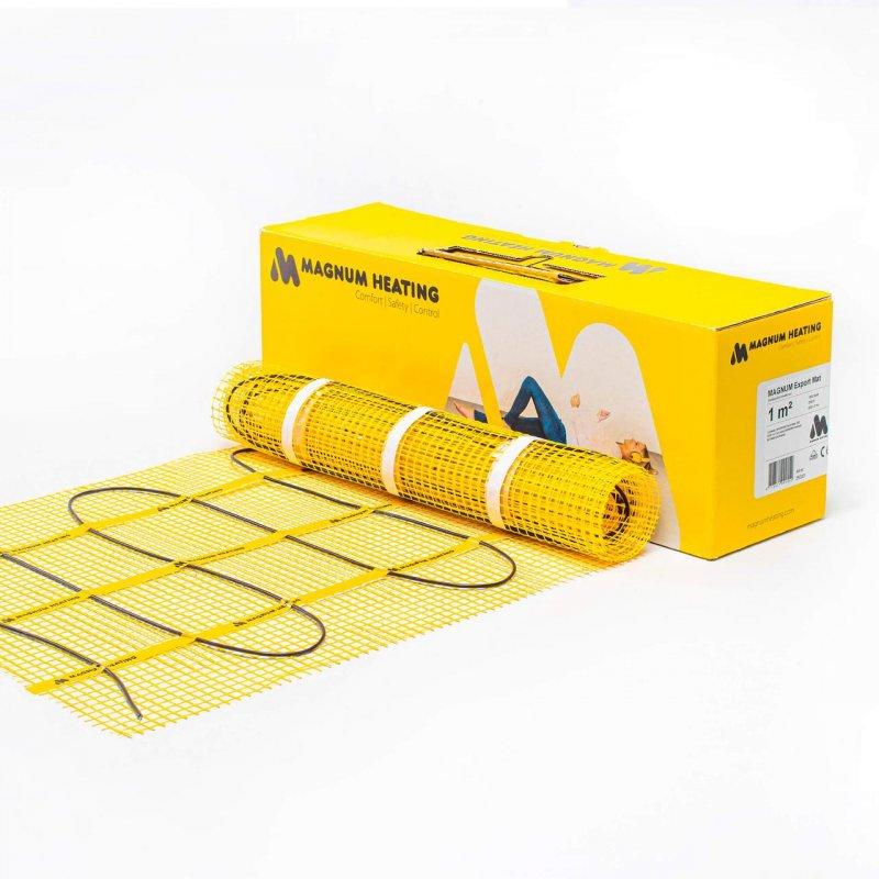Купить Комплект нагревательного мата двужильного MAGNUM Mat 8,0 m²