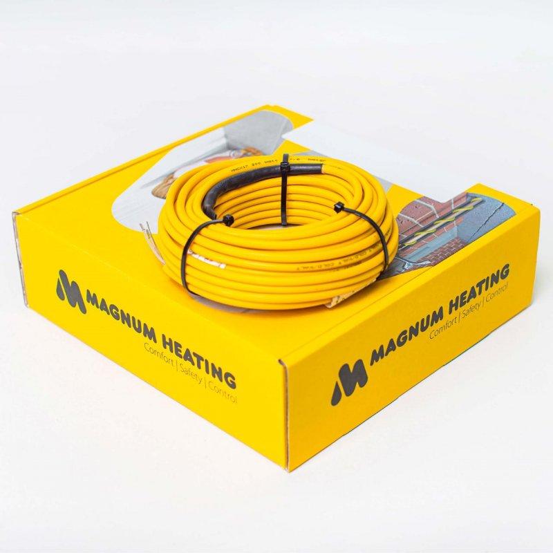 Купить Комплект нагревательного кабеля двужильного MAGNUM Cable C&F-700W