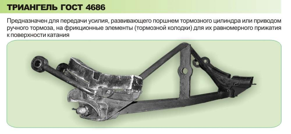 Триангель ГОСТ 4686