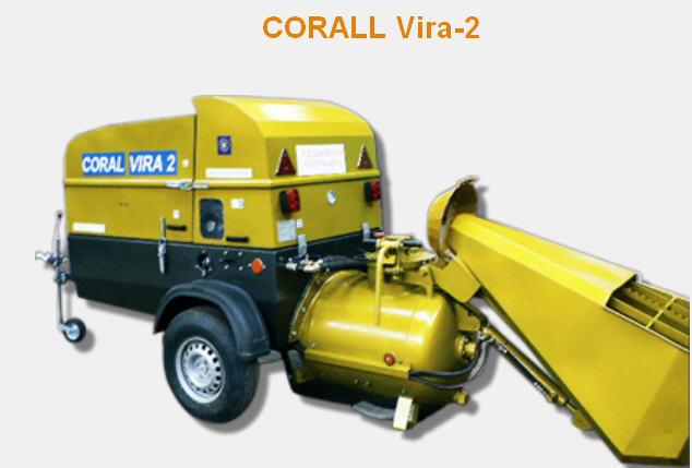 Купить Автобетононасосы, Бетононасосные установки CORALL Vira-