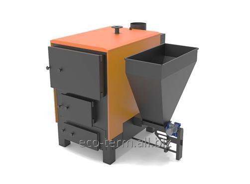 Котел Eco-Term - 117 кВт, модель, BGS-3-100, 3 Бар