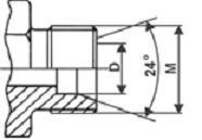 Соединения в гидравлических системах, быстроразъемные соединения БРС