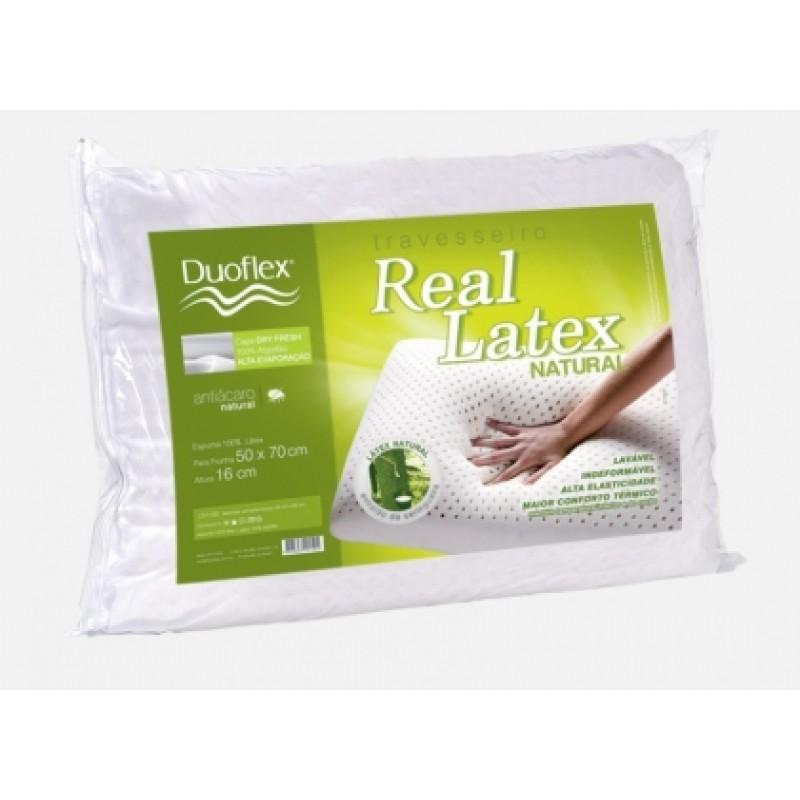 Купить Ортопедическая подушка Duoflex Real Latex