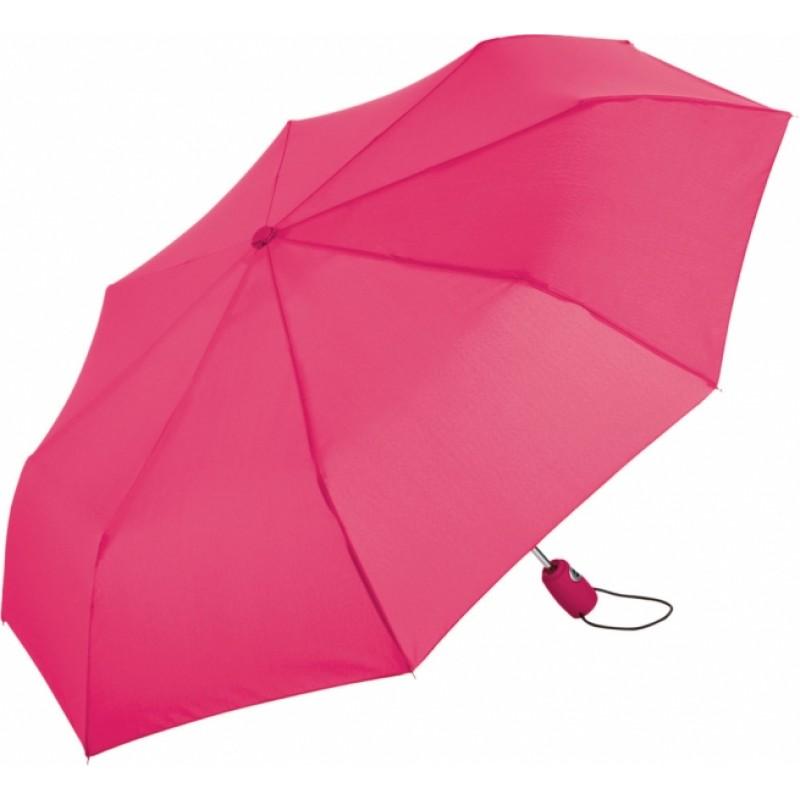 Купить Складной зонт Fare 5460 маджента (розовый)