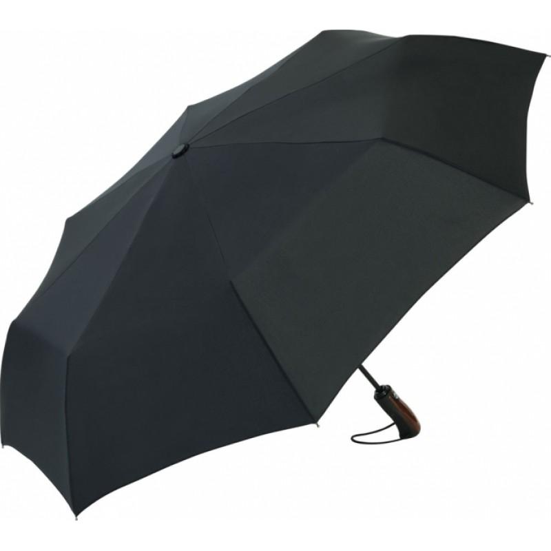Купить Складной зонт Fare 5663 черный в подарочной коробке