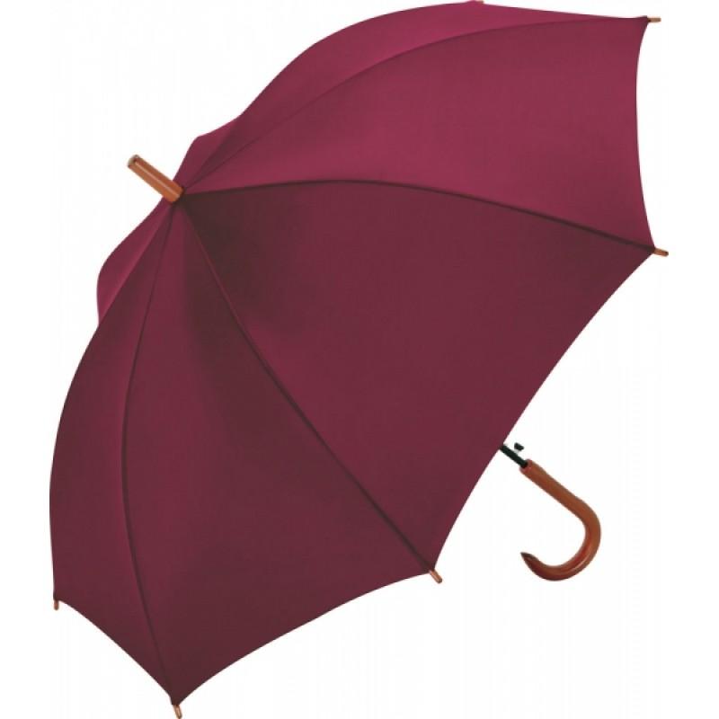 Купить Зонт-трость Fare 1132 бордовый