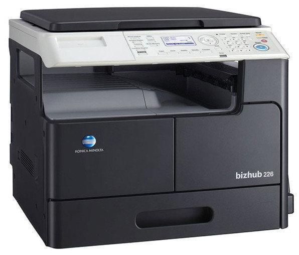 Купить Многофункциональное устройство KONICA MINOLTA bizhub 226
