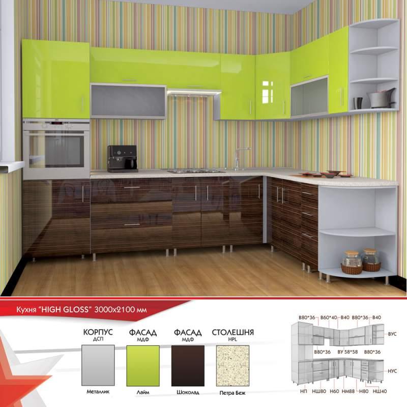 кухни угловые фото смотреть