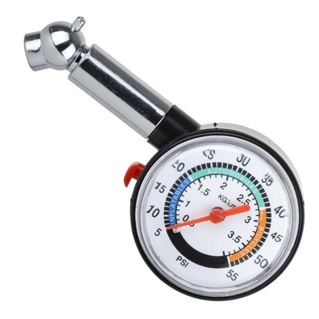 Измеритель давления в шинах стрелочный. AT-1003