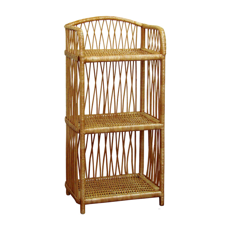 The Whatnot From A Rod, A Wicker Furniture