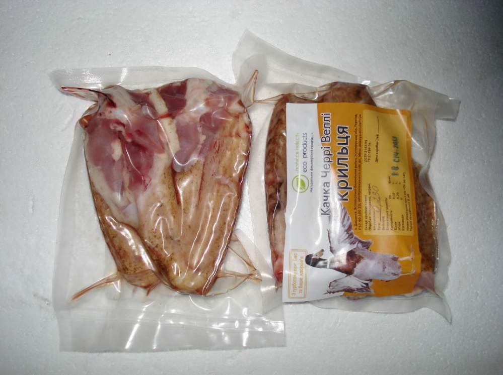 Купить Мясо птицы. Утиные крылышки (2 шт. в упаковке).