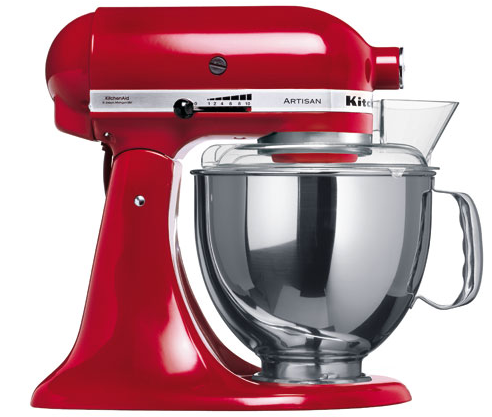 Миксеры планетарные, KitchenAid 5KSM150