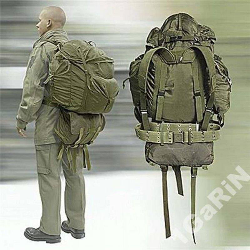 Армейский рюкзак бельгии рюкзак deuter 65 10 с титановым каркасом