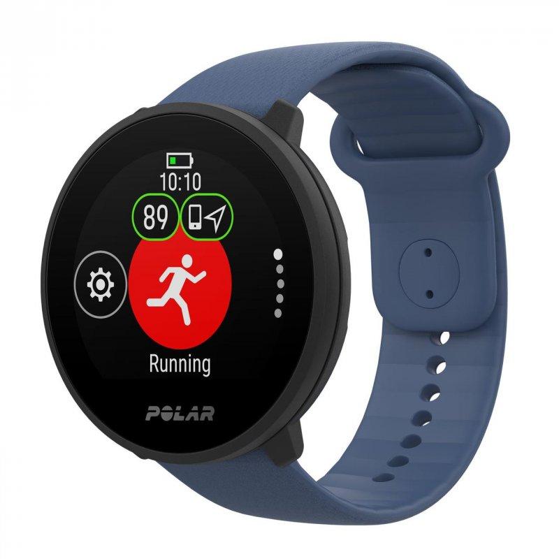 Купить Спортивные часы Polar Unite Blue р.S\L (PL-90081804-blue), синий