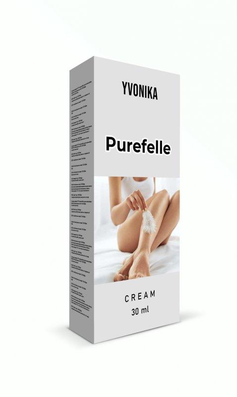 Купить Purefelle (Пьюрфэл) - крем для депиляции