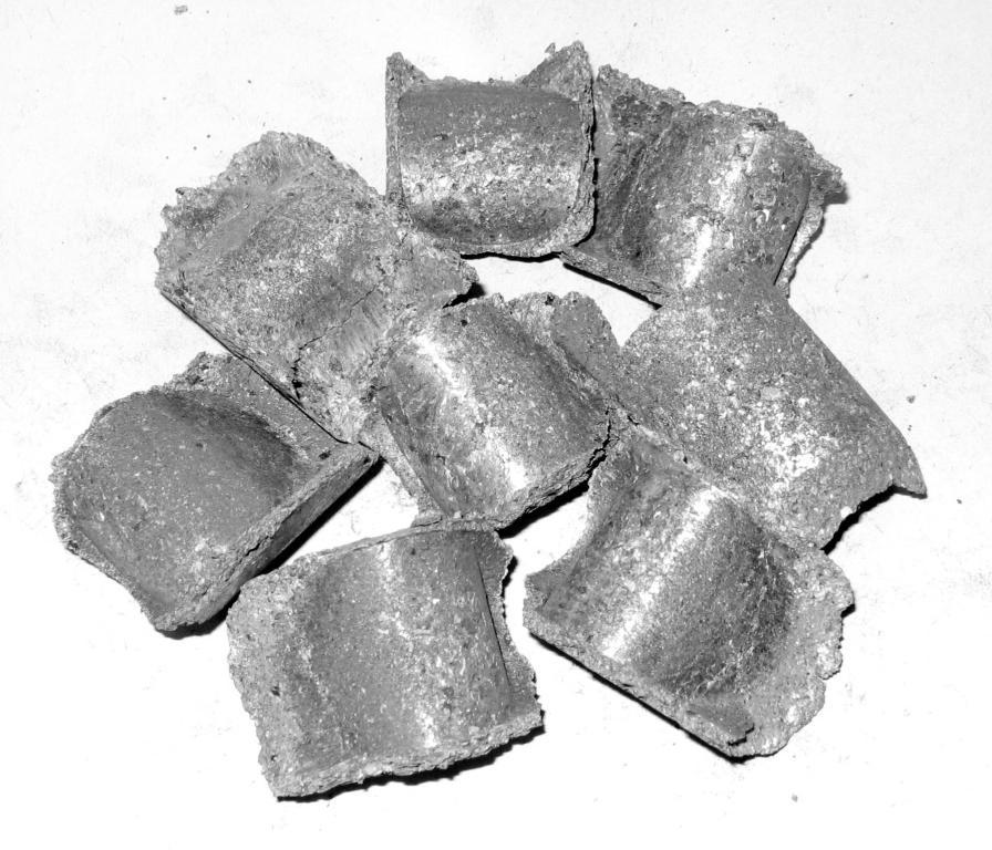 Брикетирование вторичных сырьевых материалов для металлургического производства