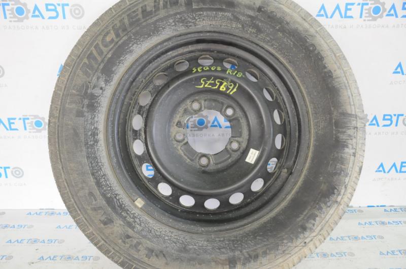 Купить Запасное колесо докатка Toyota Sequoia 08-16 R18 42601-0C060