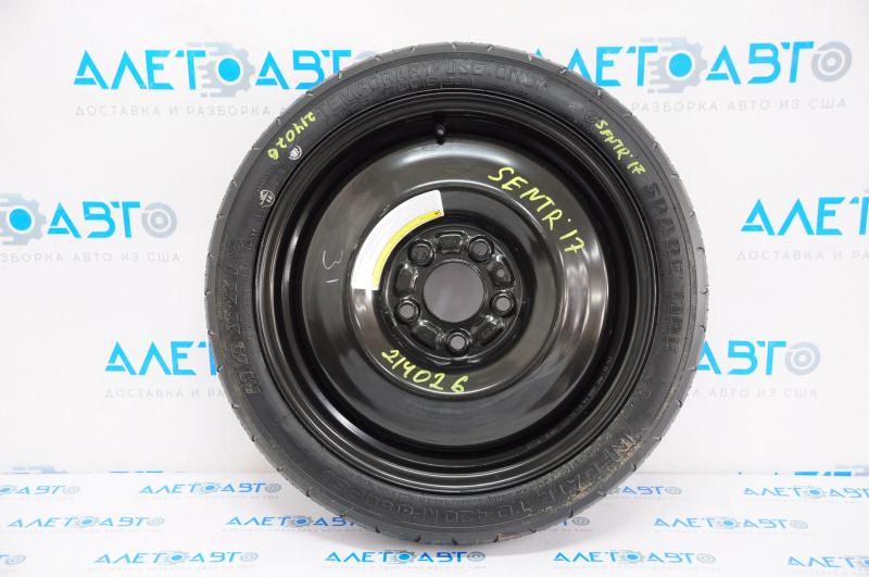 Купить Запасное колесо докатка Nissan Sentra 13-17 R16 125/70 40300-JM07B