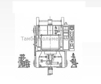 Купить Форматор-вулканизатор ФВБ1-500 (75