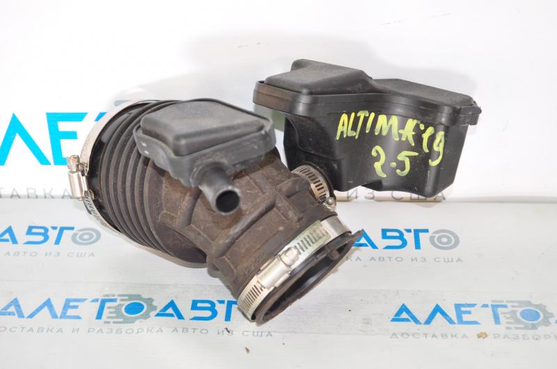 Купить Воздуховод на коллектор Nissan Altima 19- 2.5 16576-6CA0A