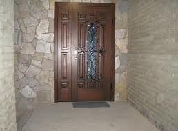 Купить Двери входные двойные