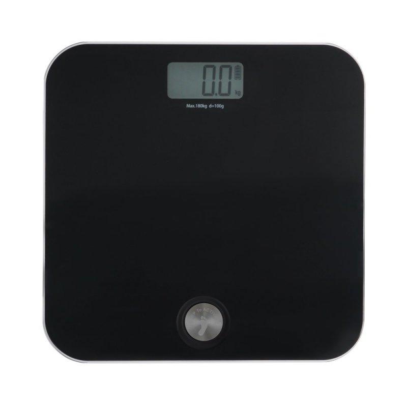 Купить Весы электронные напольные JVD серебряные (8661527)