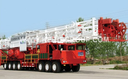 Buy Mobile Drilling rig