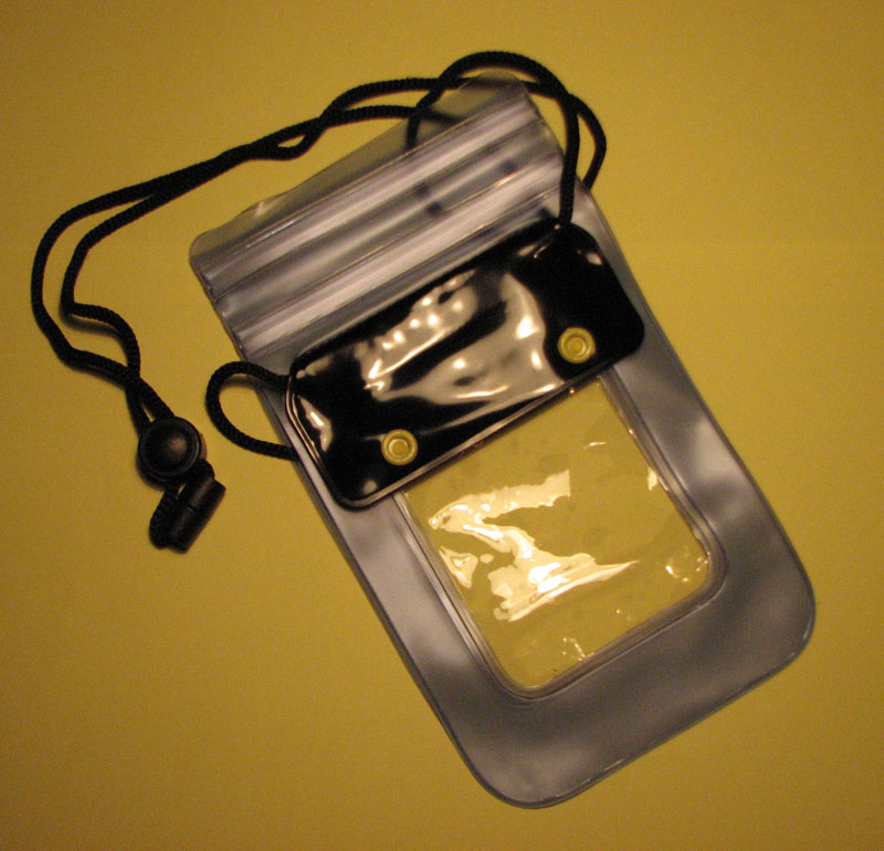 Водонепроницаемый силиконовый чехол для телефона