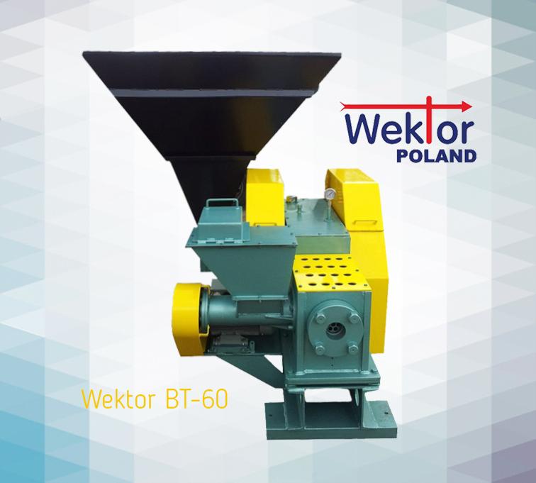 Купить Ударно-механический пресс Wektor bt-60.