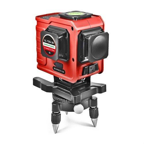 Купить Лазерный нивелир Stark LL-12G-3D (зеленый луч) (290080120)