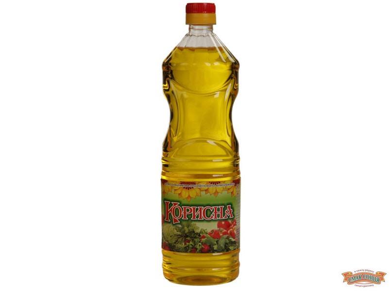 Купить Подсолнечное масло Корисна | от производителя | только для Украины
