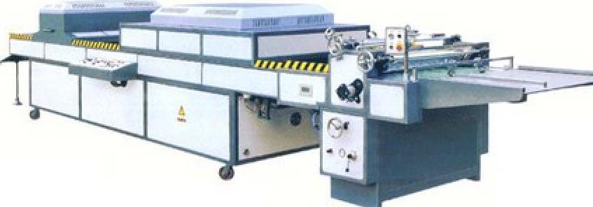 RHW 1000 Лакировальная машина (Китай, новая)