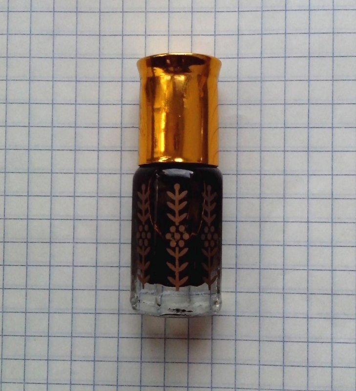 Купить Black Amber (Натуральная Черная Амбра кашалота) 3 мл