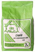 Смесь для заполнения швов (фуга) (2 кг)